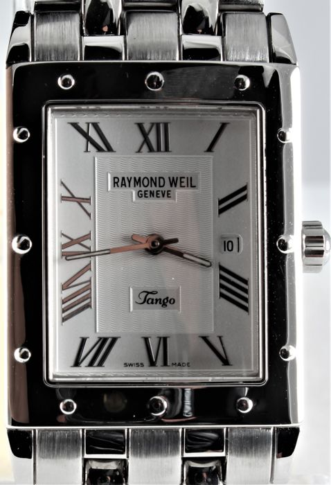 "Raymond Weil - ""Tango"" 5380 - Excellent Never Worn Condition - Warranty - Modern Model - Heren - 2011-heden"