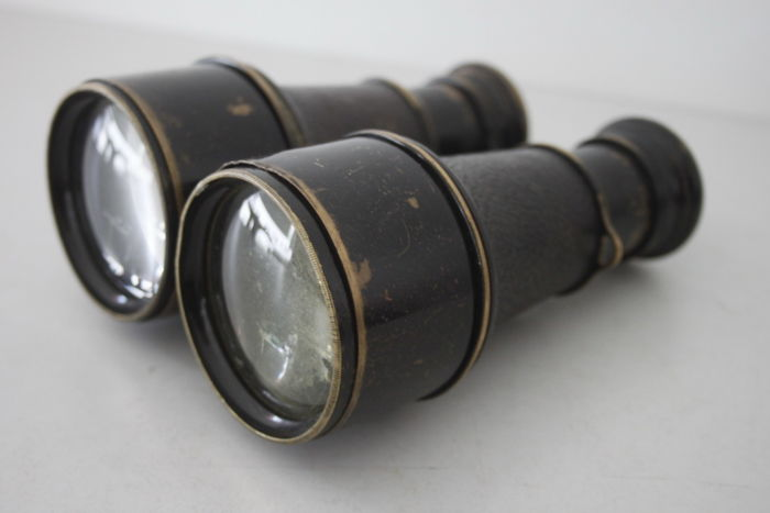 German Empire Officer's Binoculars, WW1