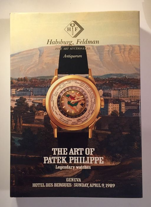 Patek Philippe - Book The Art of Patek Philippe - Legendary Watches - Vol. 1 e 2 (Habsburg - Feldman) - Uomo - 1989
