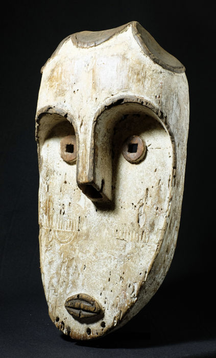 Beautiful mask NGIL - FANG - Gabon