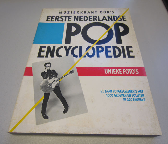 OOR's Eerste Nederlands POP Encyclopedie, 2e editie (1979)