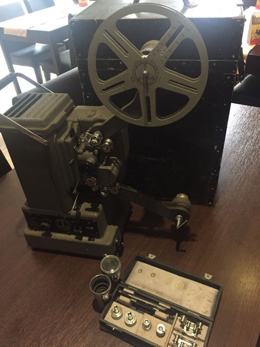 Bolex Projector from 1936 Type G816