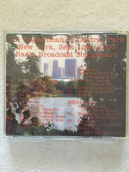 Set of 20 CDs Live and bootlegs - Catawiki