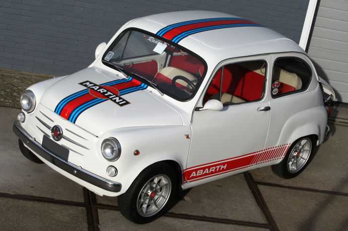 Fiat - 600 Abarth replica - 1965
