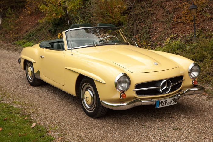 Mercedes-Benz - 190 sl - 1959