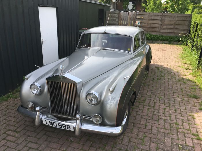 Bentley - S2 model Rolls Royce Silver Cloud  - 1961