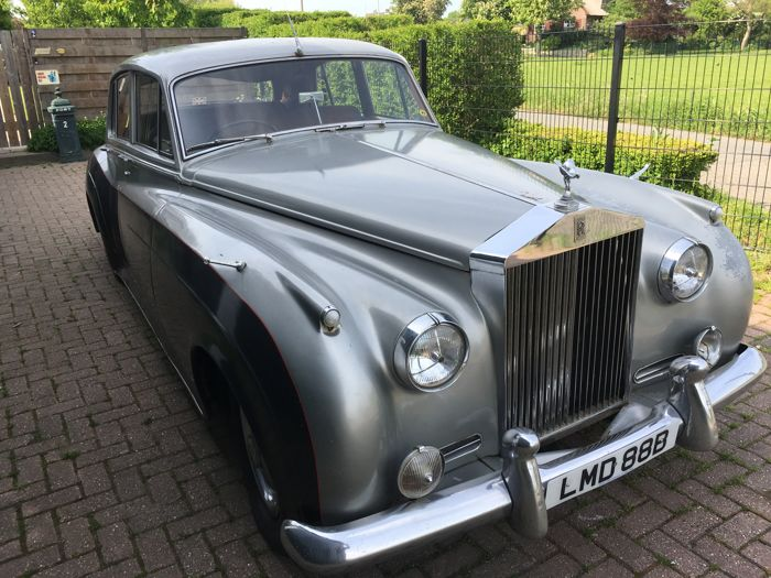 Bentley - S2 Modell Rolls-Royce Silver Cloud - 1961