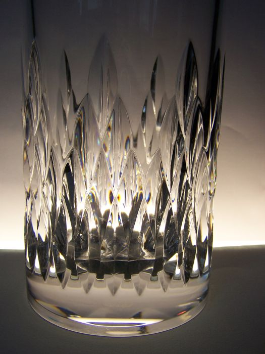 Baccarat For Tiffany And Co Large Vase In Crystal 30cm Catawiki