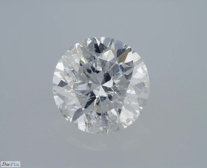 1.01  Carat E I1 Round Brilliant Certified & Sealed - Very Low Reserve!