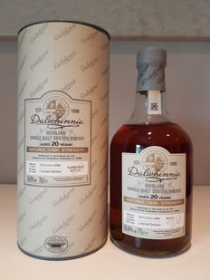 Dalwhinnie 1986 - 20 years old - Limited Edition