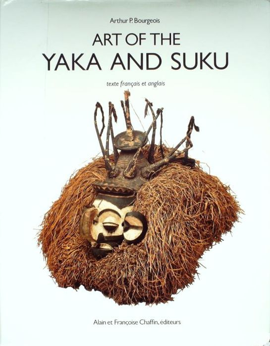 2 publications by A.P. Bourgeois on the Yaka and Suku. 1984 - 1985