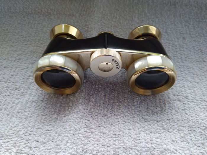 High quality, elegant binoculars from Japan