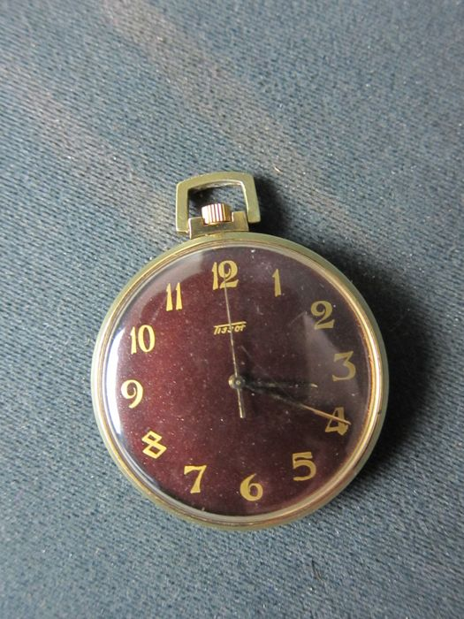 Tissot - pocket watch 17  - Mænd - 1970-1979