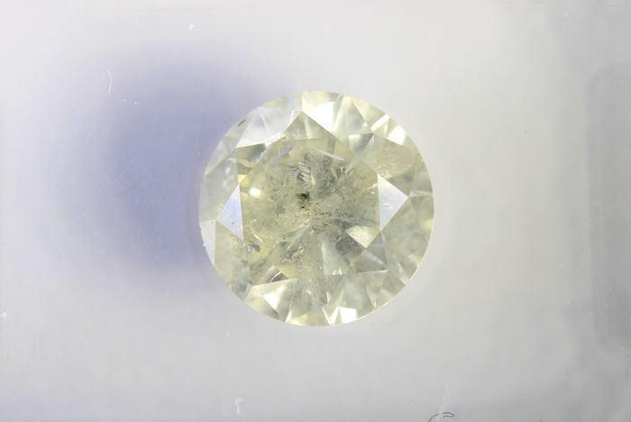 AIG Diamant - 1.41 ct - L , I2  - No Reserve Price