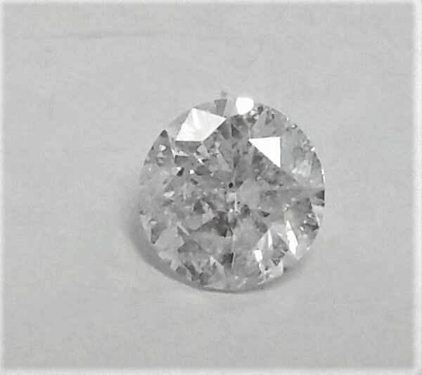 1.11 ct - D / SI2 - Natural Brilliant Diamond - 3 x EX - IGL Certificate + Laser Inscription On Girdle