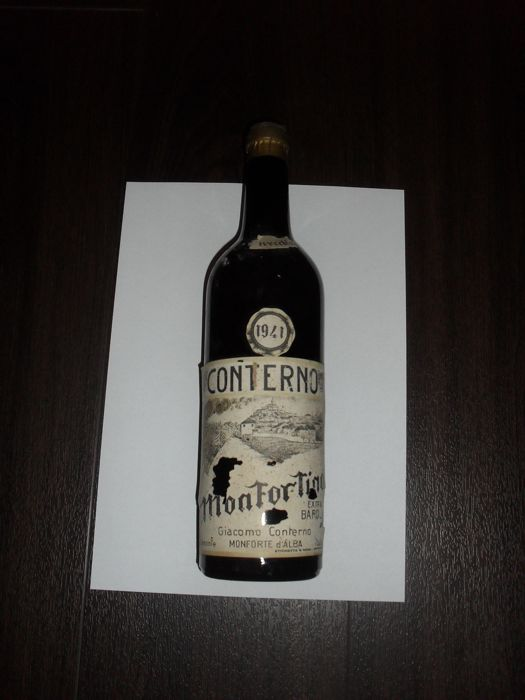 1941 Extra Barolo Conterno Monfortino - 1 bottle 0,75 L