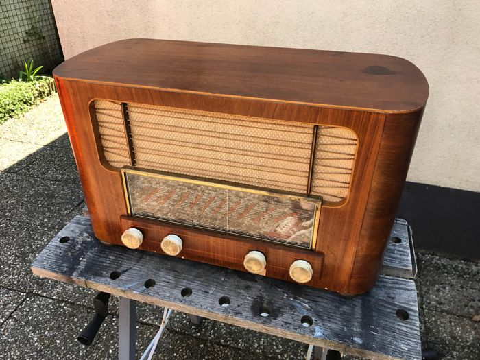 Rare Bang & Olufsen JET 510 K Tube Radio Collectors Item