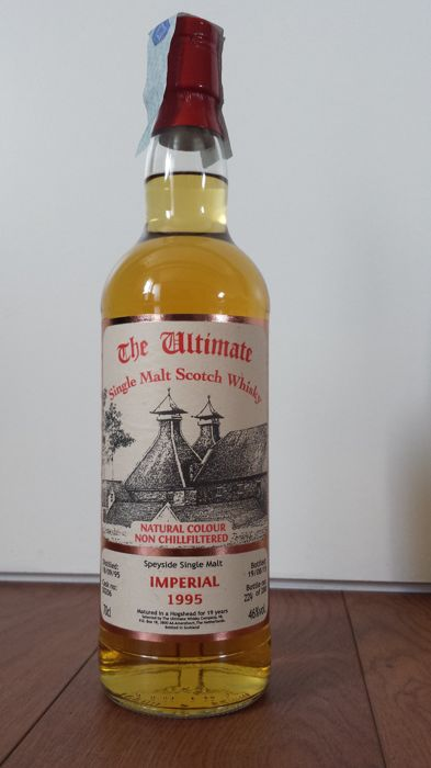Imperial 1995 19 years old - The Ultimate - cask 50206