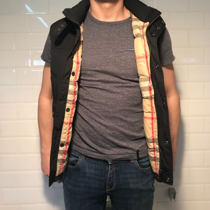 Burberry - Bodywarmer