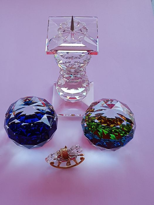 Swarovski items