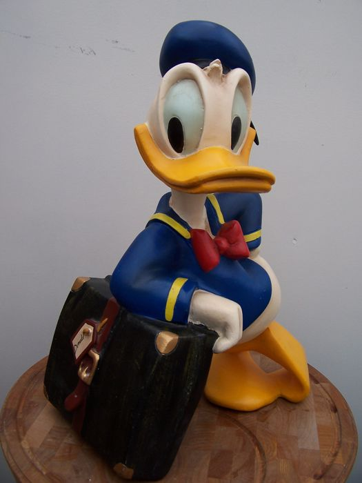 Disney Donald Duck Large Figure Donald Duck With
