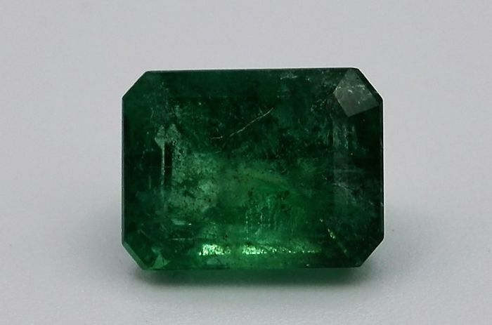 Emerald - Deep Green - 2.22 ct
