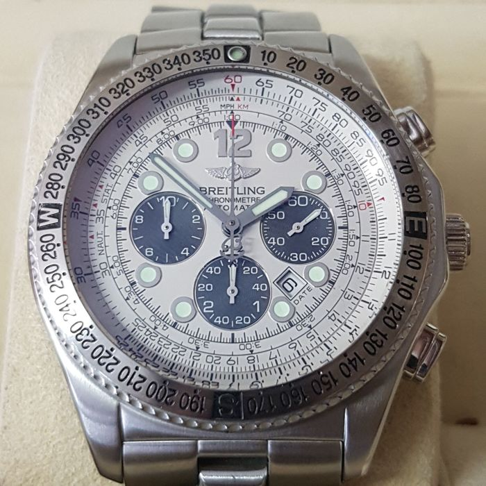 Breitling - Chronograph Automatic - A42362 - Heren - 2011-heden