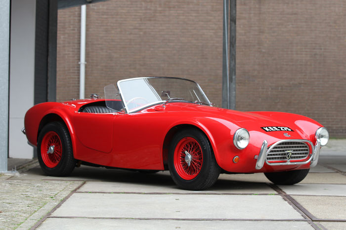 BRA - Beribo Replica Automobiles - AC Cobra 289 BRA kit conversion  - 1982