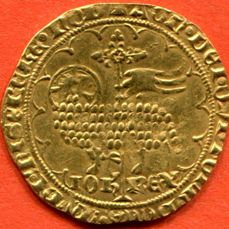 France - Jean II the Good (1350-1364) - Golden sheep, nd (1355) - gold