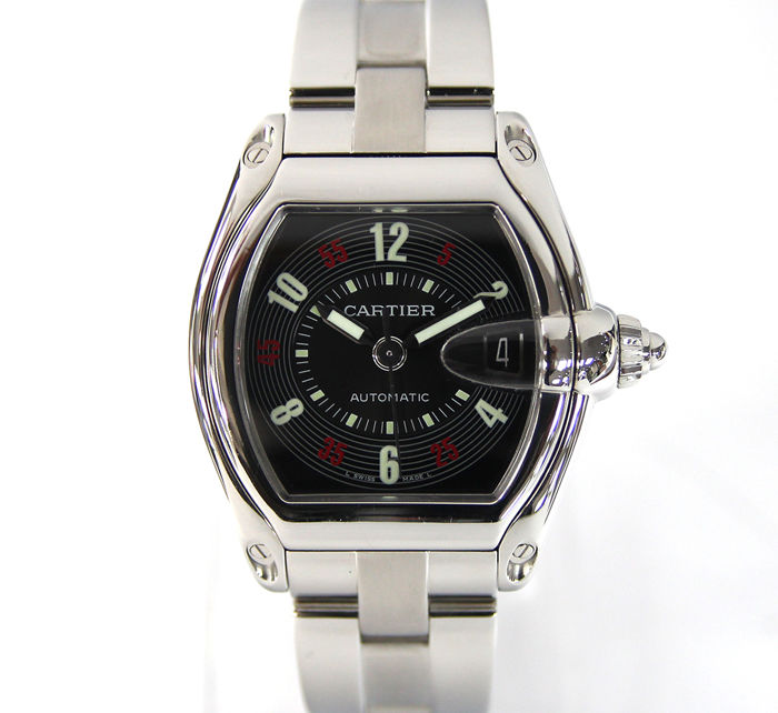 Cartier - Roadster - 2510 - Homme - Does Not Apply