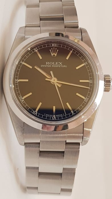 Rolex - Oyster Perpetual  - 67480 - Mujer - 1990 - 1999