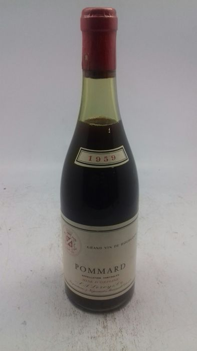 1959 Pommard - Sa Leroy x 1 bottle