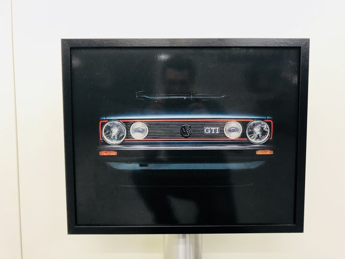 Objeto decorativo - SL-Halmo Collection VW Golf GTI MK1
