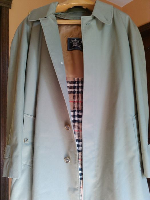 7fa62237a8d4 Burberry London - Trench coat - Vintage - Catawiki