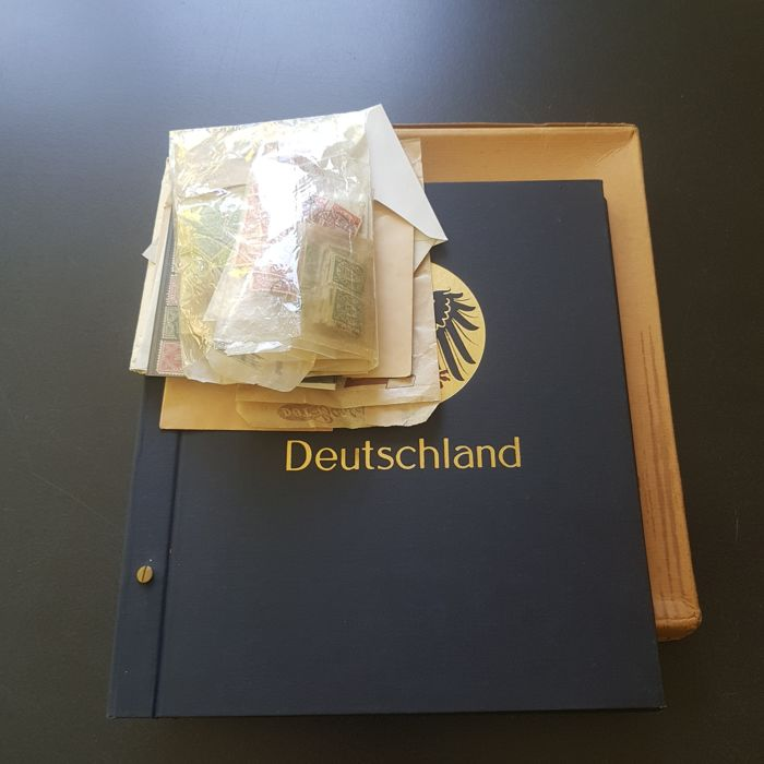 German Empire - and Danzig party in bags and Davo album