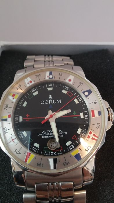 Corum - Admiral Cup - 982.630.20 - Men - 2011-present