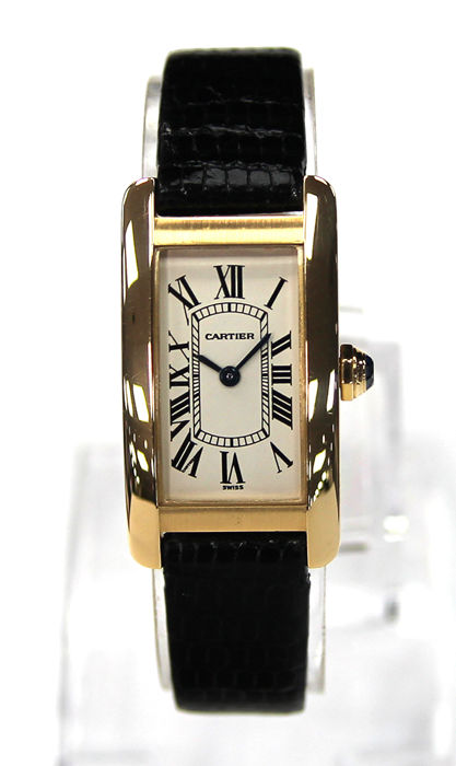 Cartier - Tank Americaine - 1710 - Women - Does Not Apply
