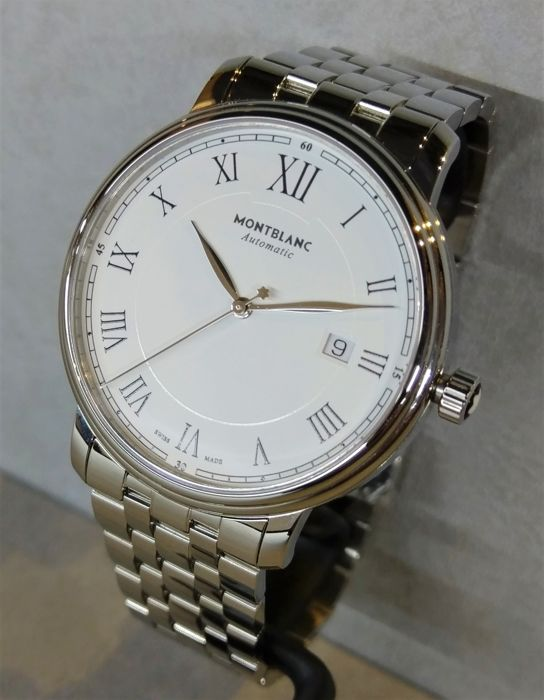 73df6982a92 Montblanc - Tradition Date Automatic - 112610 - Unisex - 2011-present