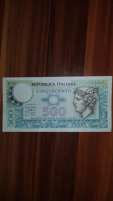 World 120  Banknotes - mostly Italy