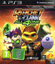 Ratchet and Clank: All4One