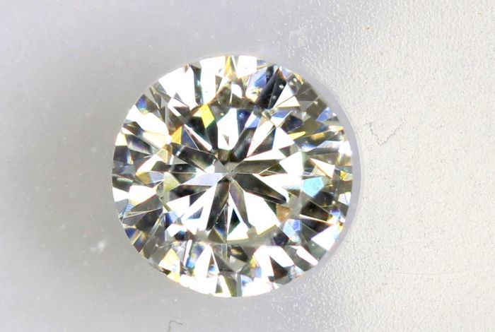 IGI Antwerp Sealed Diamond - 0.32 ct - F, SI1