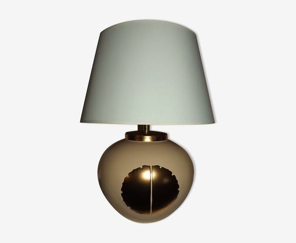 Louis Drimmer - Lounge Lamp in Crackleware