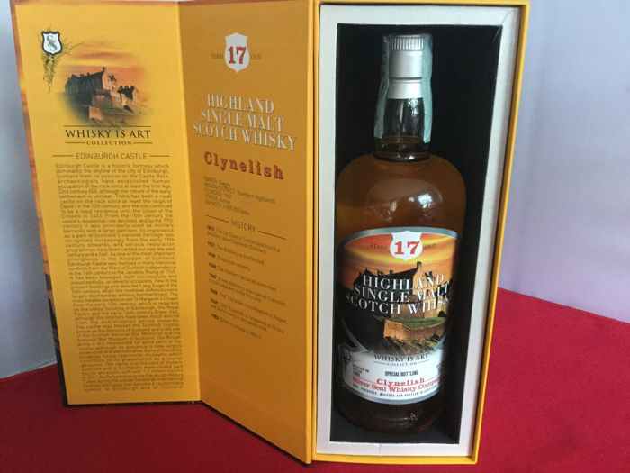 Clynelish 17 Years Old 1996 Silver Seal