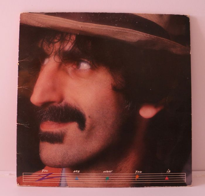 Frank Zappa : lot of 5 LP Albums