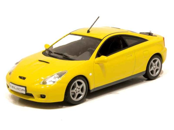 MiniChamps - 1:43 - Toyota Celica 2000 - Limited Edition of 1.008 pcs.