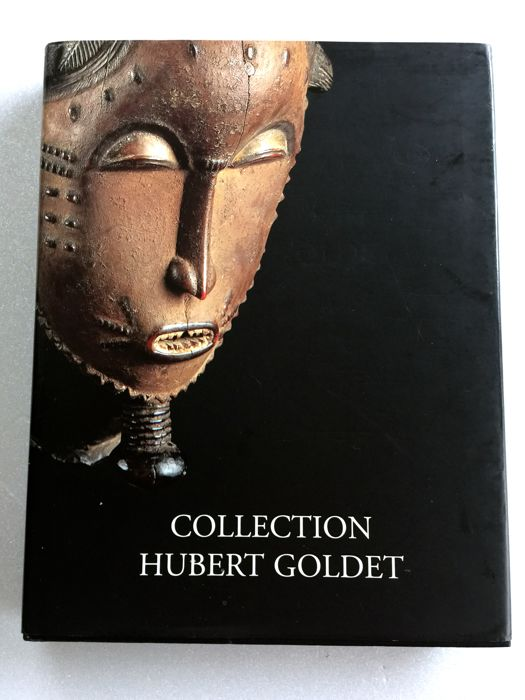 Rare and very important catalogue of the auction 'Arts primitifs', collections Hubert Goldet Paris 2001