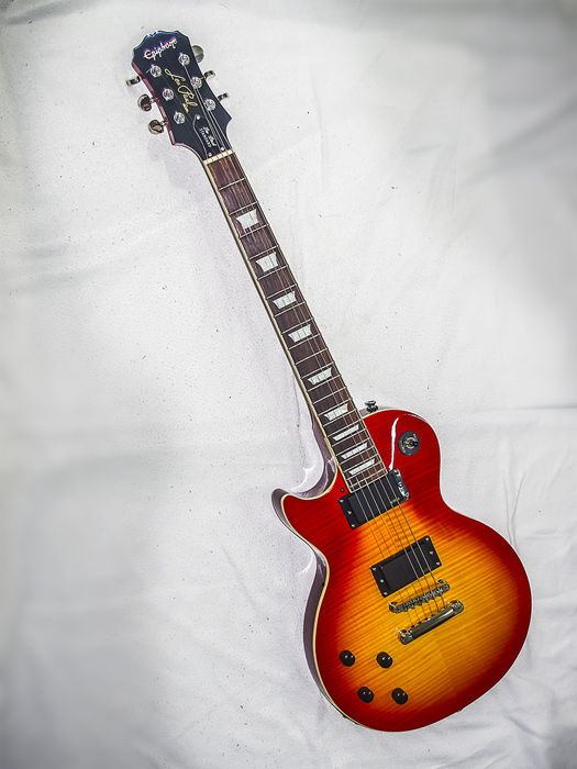 Epiphone LES PAUL Standard LH (left-handed) - China - 2010 - Catawiki