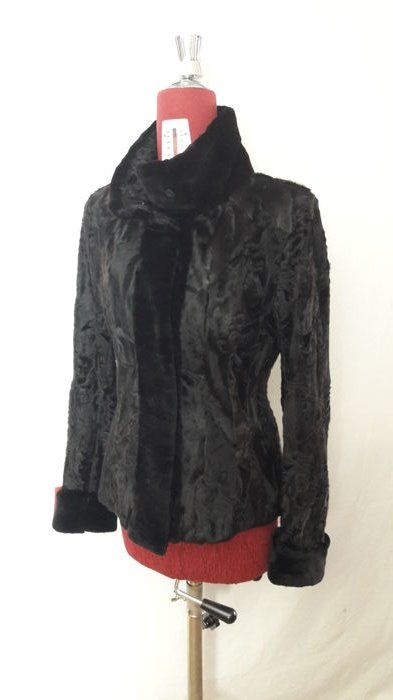 persiano nero - Jacket