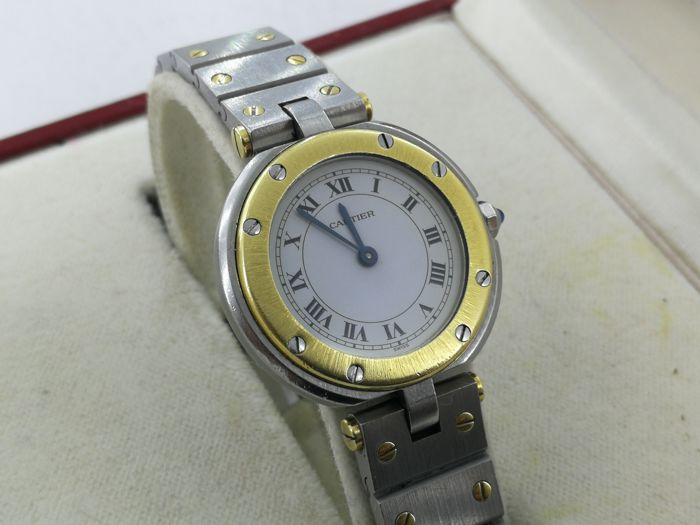 Cartier - Santos Vendome  - Damen - 1980-1989