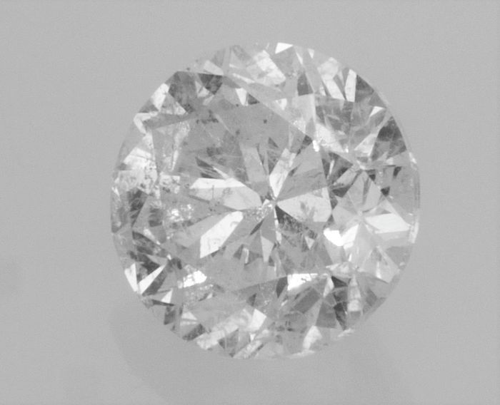 1.09 carat , Brilliant Diamond  , E color , SI1 clarity , Big AIG certificate + Laser Inscription on Girdle